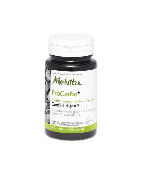 Melvita - ProCarbo Hygiène et équilibre intestinal - 60 gélules