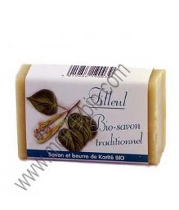 Sodasan - Savon crème Tilleul - 100 gr