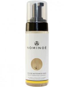 Nominoe - Mousse nettoyante visage Ajonc, Artichaut, Blé noir, Genêt - 150 ml