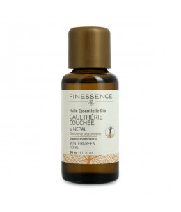 Finessence - Huile essentielle Gaultherie bio - 30ml