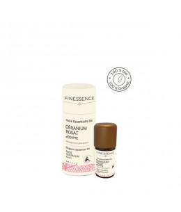 Finessence - Huile Essentielle Géranium rosat d'Egypte bio - 5ml
