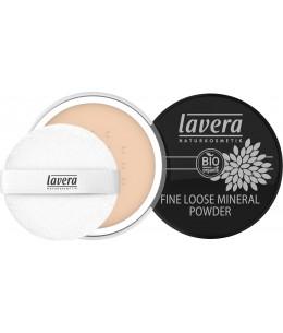 Lavera - Poudre minérale Ivory 01 - 8gr