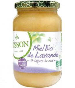 Bisson - Miel de Lavande onctueux et fruité bio - 500 gr