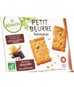 Bisson - Petit Beurre Pépites de Chocolat Pocket