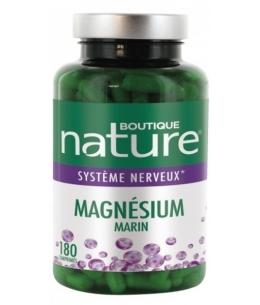 Boutique Nature - Magnésium Marin 180 comprimés Boutique