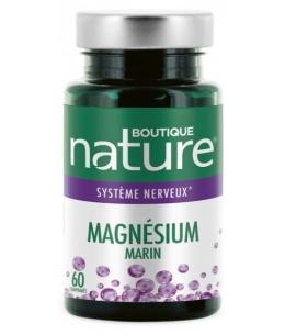 Boutique Nature - Magnésium Marin 60 comprimés