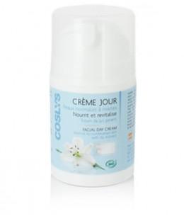Coslys - Crème de jour peaux normales à mixtes Totum de Lys - 50 ml