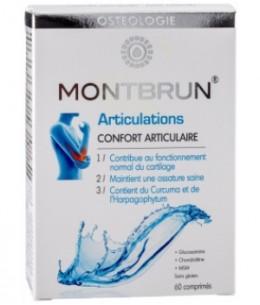 Eau Thermale Montbrun - Bien être articulaire 60 comprimés