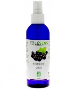 Eolesens - Eau florale Cassis bio - 200 ml