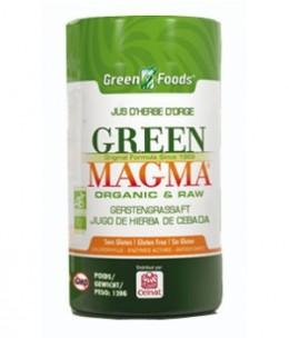 Green Magma - Green Magma Extrait de jus d'herbe d'Orge en poudre - 150 gr