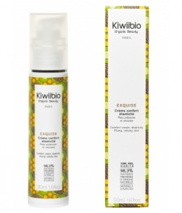 Kiwii Bio - Exquise crème confort élasticité - 50 ml