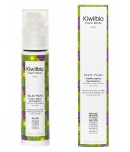 Kiwii Bio - Jolie peau Crème détox hydratation - 50 ml