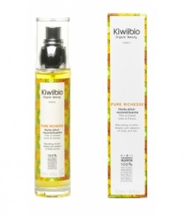 Kiwii Bio - Pure richesse Huile élixir reconstituante - 50 ml