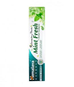 Himalaya - Dentifrice Himalaya naturel Menthe Fraîche - 80 gr