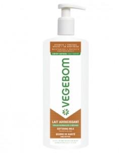 Vegebom - Lait adoucissant Flacon pompe - 250 ml