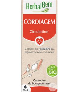 Herbalgem Gemmobase - Cordiagem Bio Flacon compte gouttes - 50 ml