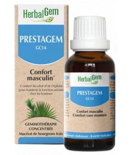 Herbalgem Gemmobase - Prestagem Flacon compte gouttes - 50 ml