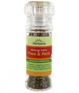 Herbaria - Pizza et Pasta Moulin à épices - 50 gr