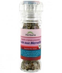 Herbaria - Poule aux Merveilles Moulin à épices - 50 gr