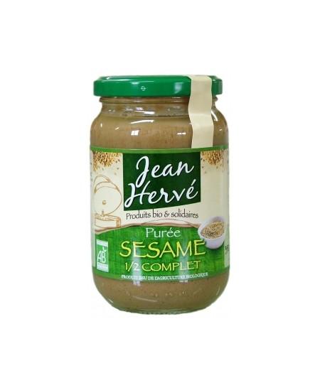 Jean Herve - Purée de Sésame demi complet - 350 gr