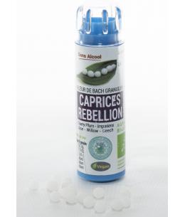 Kosmeo - Complexe Fleurs de bach Agitation et Rebellion - 130 granules