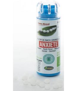 Kosmeo - Complexe Fleurs de bach Anxiété - 130 granules Macérat aqueux