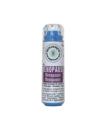 Kosmeo - Complexe Fleurs de bach Ménopause - 130 granules Macérat aqueux