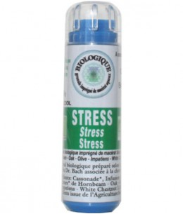 Kosmeo - Complexe Fleurs de bach Stress - 130 granules Macérat aqueux