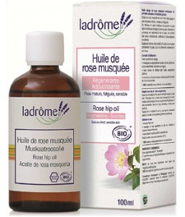 Ladrome - Huile végétale de Rose Musquée - 30 ml