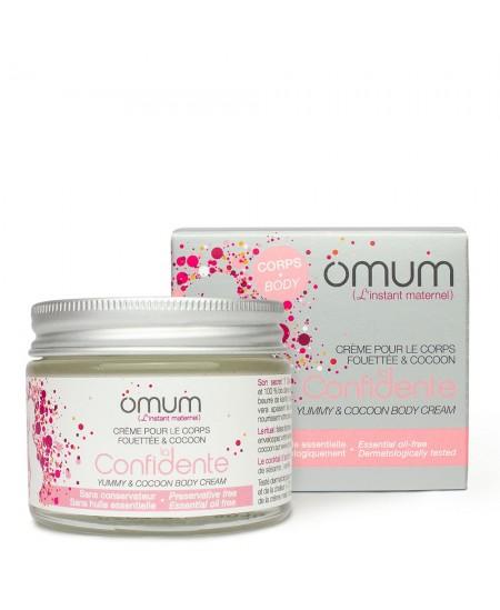 Omum - La Confidente crème fouettée pour rituel cocoon - 50 ml