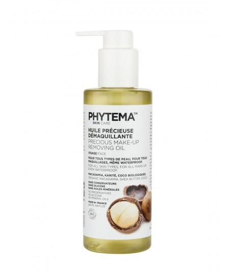 Phytema - Huile précieuse démaquillante - 200 ml