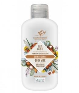 Cosmo Naturel - Mignonnette du lait corporel Karité hydratant - 50 ml