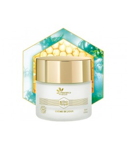Fleurance Nature - Elixir royal crème redensifiante anti rides jour - 50ml