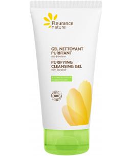 Fleurance Nature - Gel nettoyant purifiant à la Bardane Bio - 150ml