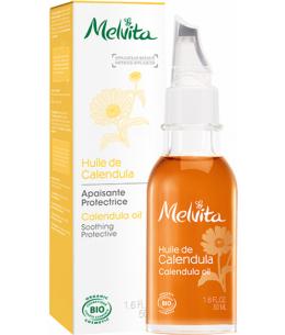 Melvita - Huile de Calendula Apaisante Protectrice - 50 ml