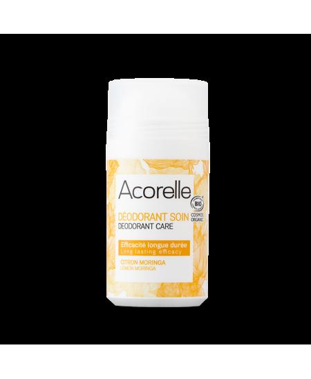Acorelle - Déodorant roll on Citron Moringa - 50ml