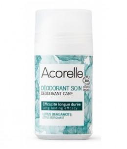 Acorelle - Déodorant roll on Lotus Bergamote - 50ml