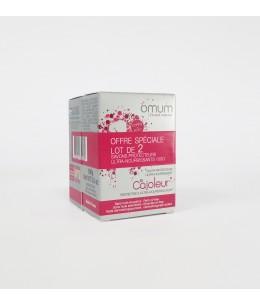 Omum - Offre Duo 2 savons Le Cajoleur - 2 x 100 gr
