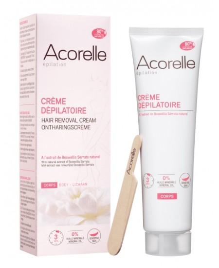 Acorelle - Crème Dépilatoire Corps - 150 ml