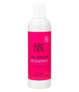 Bio Bretagne Ocean - Gel Douche Régénérant Géranium et Bois de Rose - 500 ml