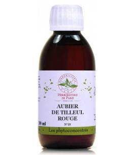 Herboristerie de Paris - Phyto concentré Aubier de Tilleul rouge - 200ml