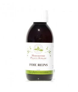 Herboristerie de Paris - Phyto concentré Foie Reins - 200ml