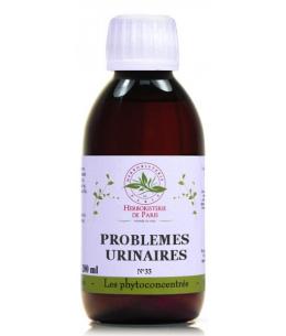 Herboristerie de Paris - Phyto concentré Problèmes Urinaires - 200ml