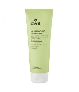 Avril - Shampoing Purifiant cheveux gras bio - 250 ml