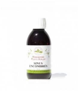 Herboristerie de Paris - Phyto concentré Sinus Encombrés- 200ml