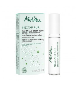 Melvita - Roll on purifiant SOS imperfections - 5 ml