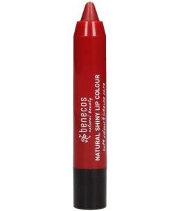 Benecos - Baume Rouge à lèvres Silky Tulip - 4 gr
