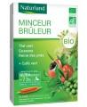 Naturland - Extrait Fluide Bio - Thé Vert, Café Vert, Bouleau, Reine des Prés