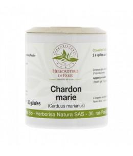 Herboristerie de Paris - Chardon Marie Fruit Bio - 60 gélules