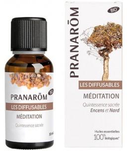 Pranarôm - Les diffusables Méditation - 30 ml